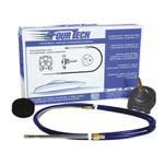 Uflex Fourtech 12' Mach Rotary Steering System w\/Helm, Bezel & Cable