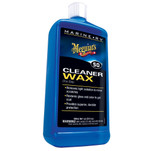 Meguiars Boat\/RV Cleaner Wax - 32 oz - *Case of 6*