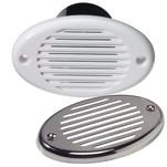 Innovative Lighting Marine Hidden Horn - White w\/Stainless Steel Overlay