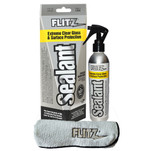 Flitz Sealant Spray Bottle w\/Microfiber Polishing Cloth - 236ml\/8oz