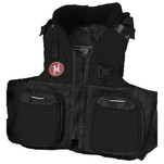First Watch AV-800 Pro 4-Pocket Vest (USCG Type III) - Black - S\/M