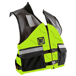 First Watch AV-500 Industrial Mesh Vest (USCG Type III) - Hi-Vis Yellow\/Black - Small