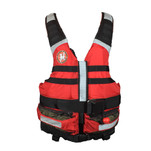 First Watch Rescue Swimming Vest - Red