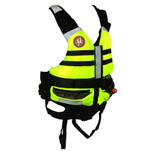 First Watch Rescue Swimming Vest - Hi-Vis Yellow