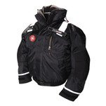 First Watch AB-1100 Pro Bomber Jacket - X-Large - Black