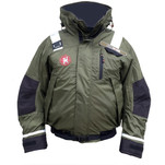 First Watch AB-1100 Pro Bomber Jacket - XX-Large - Green