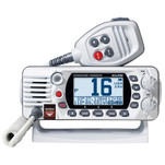 Standard Horizon GX1400G Fixed Mount VHF w\/GPS - White