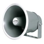 "Speco 6"" Weather-Resistant Aluminum Speaker Horn 8 Ohms"
