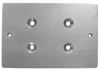Cisco Additional Mounting Plates: Cisco Walker Downrigger Adapter Plate