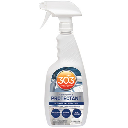303 Marine Aerospace Protectant with Trigger Sprayer - 32oz *Case of 6*