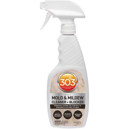 303 Mold  Mildew Cleaner  Blocker with Trigger Sprayer - 16oz *Case of 6*