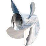 """Turning Point Express Mach4 Left Hand Stainless Steel Propeller - EX-1513-4L - 4-Blade - 15.3"""" x 13"""""""