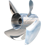 """Turning Point Express Mach4 Left Hand Stainless Steel Propeller - EX-1423-4L - 4-Blade - 14"""" x 23"""""""