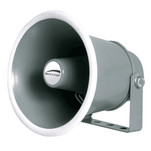 "Speco 6"" Weather-Resistant Aluminum Horn - 4 Ohms"