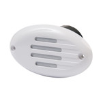 Marinco 12V Electronic Horn w\/White Grill