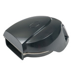 Marinco 12V MiniBlast Compact Single Horn w\/Black Cover