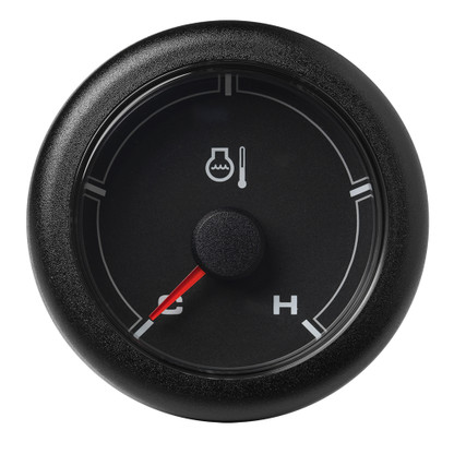 "VDO Marine 2-1\/16"" (52mm) OceanLink Coolant Temperature Gauge - Black Dial  Bezel"