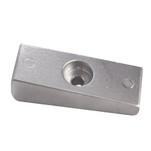 Tecnoseal Zinc Wedge Anode f\/35-300 HP Mercury\/Mariner Engines