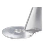 Tecnoseal Standard Zinc Trim Tab Anode f\/25-50 HP Mercury Engines