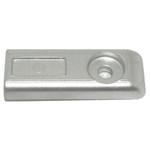 Tecnoseal Zinc Plate Anode f\/Mercury Verado 6