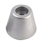Tecnoseal Zinc Nut Sidepower Anode f\/4\/6 HP 3-Blade Sleipner Bow Thruster Propeller