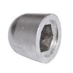 Tecnoseal Zinc Nut Sidepower Anode f\/SP125T-285TC, SE120, SE150, SP220\/300 HYD  SH160 Sleipner Bow Thruster Propellers