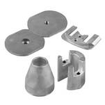 Tecnoseal Aluminum Anode Kit f\/ZT350-ZT370 Yanmar Sterndrive