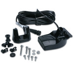 Garmin 200\/50kHz, 10\/40 Deg, Plastic TM, Depth & Temp - 6-Pin