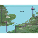 Garmin BlueChart g3 Vision HD - VEU002R - Dover to Amsterdam  England Southeast - microSD\/SD
