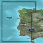 Garmin BlueChart g3 Vision HD - VEU009R - Portugal  NW Spain - microSD\/SD