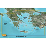 Garmin BlueChart g3 Vision HD - VEU015R - Aegean Sea  Sea of Marmara - microSD\/SD