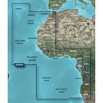 Garmin BlueChart g2 Vision HD - VAF003R - Western Africa - microSD\/SD