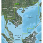Garmin BlueChart g2 Vision HD - VAE004R - South China Sea - microSD\/SD