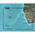 Garmin BlueChart g2 Vision HD - VAF451S - Namibia - Knysna, SA - microSD\/SD