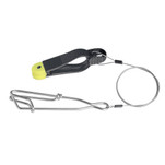 """Scotty 1183 Mini Power Grip Plus - 30"""" Wire Leader w\/Stacking & Self-Locating Snap"""