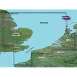 Garmin BlueChart g3 HD - HXEU002R - Dover to Amsterdam  England Southeast - microSD\/SD