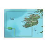 Garmin BlueChart g3 HD - HEU005R - Ireland, West Coast - microSD\/SD