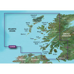 Garmin BlueChart g3 HD - HXEU006R - Scotland West Coast - microSD\/SD