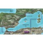 Garmin BlueChart g3 HD - HXEU010R - Spain Mediterranean Coast - microSD\/SD