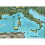 Garmin BlueChart g3 HD - HXEU012R - Italy West Coast - microSD\/SD