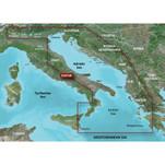 Garmin BlueChart g3 HD - HXEU014R - Italy Adriatic Sea - microSD\/SD