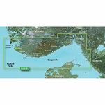 Garmin BlueChart g3 HD - HXEU041R - Oslo - Skagerak - Haugesund - microSD\/SD