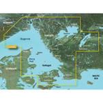 Garmin BlueChart g3 HD - HXEU042R - Oslo to Trelleborg - microSD\/SD
