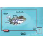 Garmin BlueChart g3 HD - HXEU043R - Iceland  Faeroe Islands - microSD\/SD