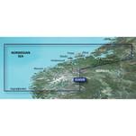 Garmin BlueChart g3 HD - HXEU052R - Sognefjorden - Svefjorden - microSD\/SD