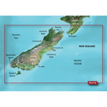 Garmin BlueChart g2 HD - HXPC417S - New Zealand South - microSD\/SD
