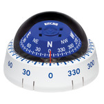Ritchie XP-99W Kayaker Compass - Surface Mount - White