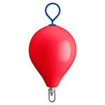 "Polyform Mooring Buoy w\/Iron 18"" Diameter - Red"