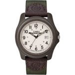 Timex Expedition Unisex Camper Brown\/Olive Green