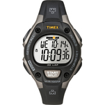 Timex Ironman Triathlon 30 Lap Mid Size - Black\/Silver